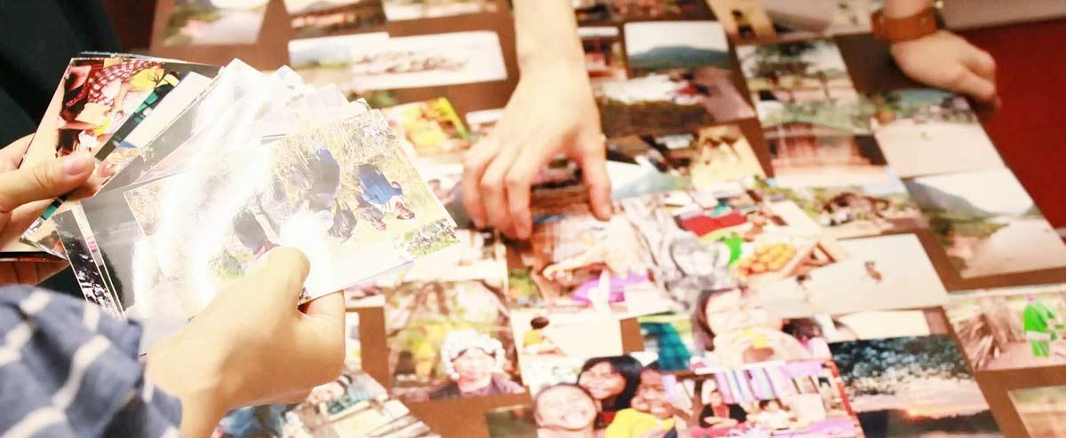 女性のための写真教室 大阪