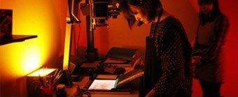 大阪 モノクロ暗室の写真教室
