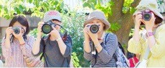 大阪 女性による女性のための写真教室