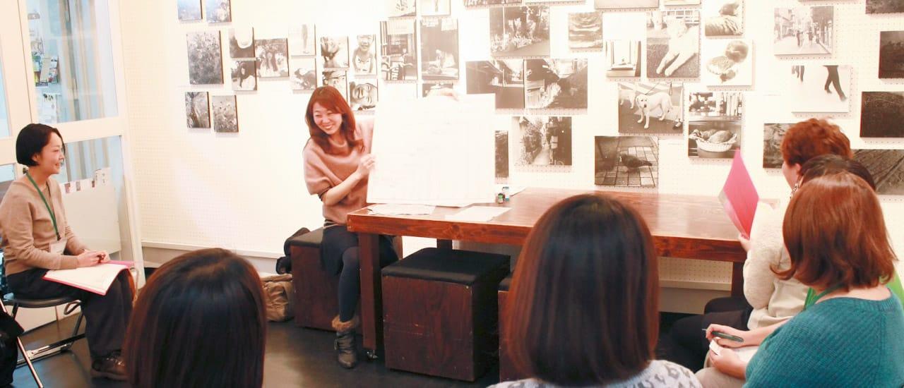 ギャラリーで学ぶ写真教室