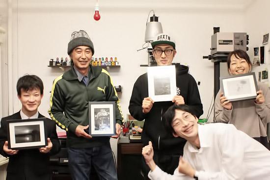 大阪 写真教室 モノクロ