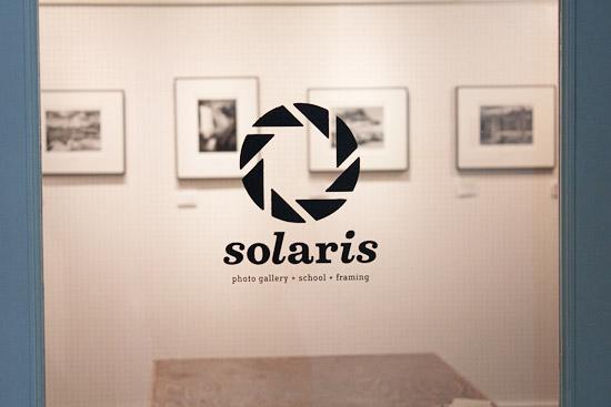 ギャラリーソラリス 大阪 写真教室