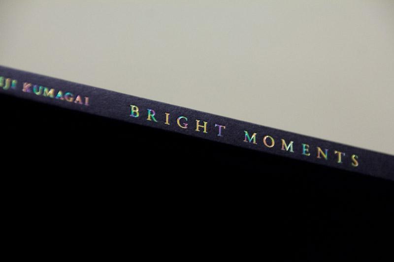 熊谷聖司 BRIGHT MOMENTS