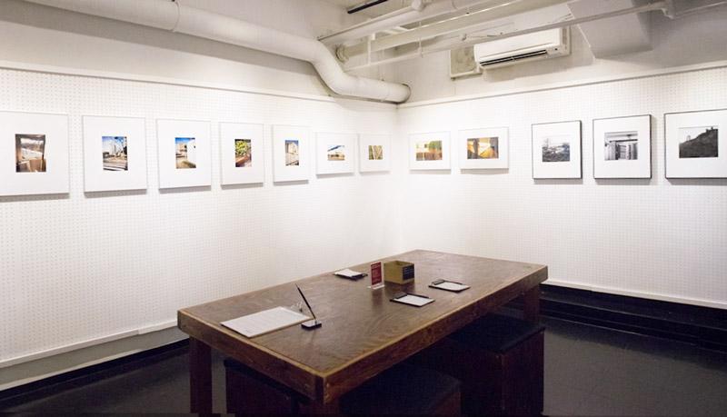 藤井大、Han Byung Ha 二人展 「OUTBACK」、開催いたします