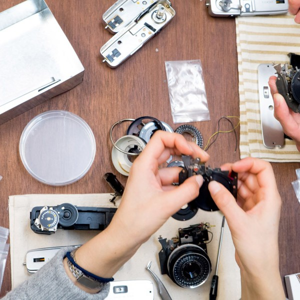 セイリー育緒さんのフィルムカメラ・ワークショップ「MY TRIP35をつくろう」