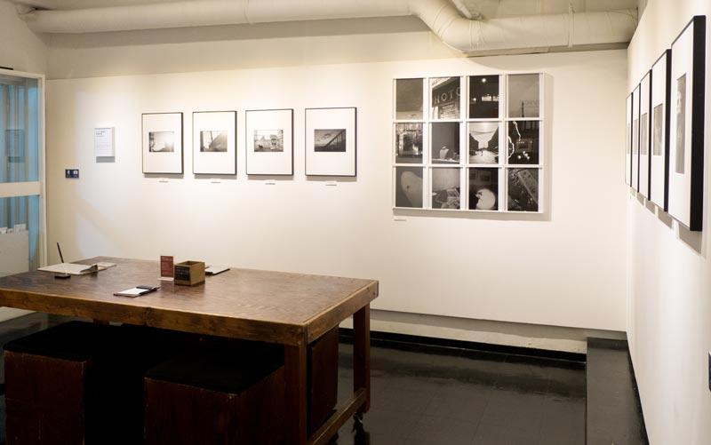 モノクロ暗室の写真教室 2016年後期修了展