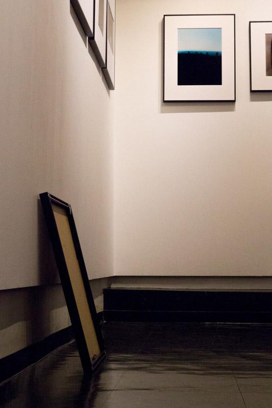 写真ギャラリー・ソラリス 写真展風景