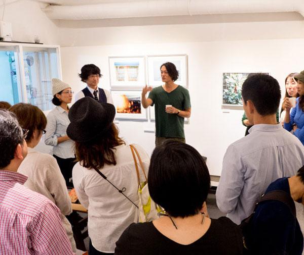 【11/11 sat】「大和田良氏によるポートフォリオレビュー」、「大和田良があなたの写真をレタッチします!WS」、大和田良 × セイリー育緒 トークイベント「amateurism」、レセプションパーティ