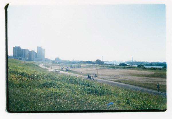 レンズ会の撮影会 AGFA FLEXILETTE