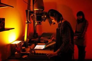 モノクロ暗室 写真教室