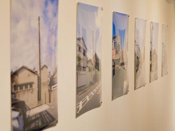 山田芳正 写真展「煙突Ⅲ」