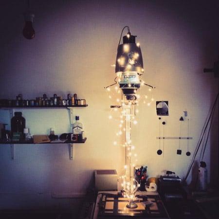 暗室 darkroom