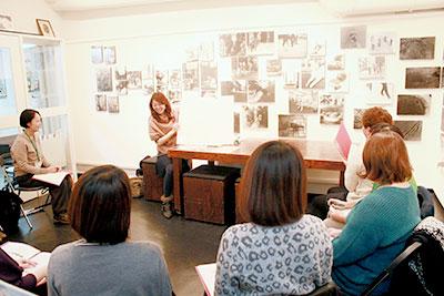 女性のための写真教室