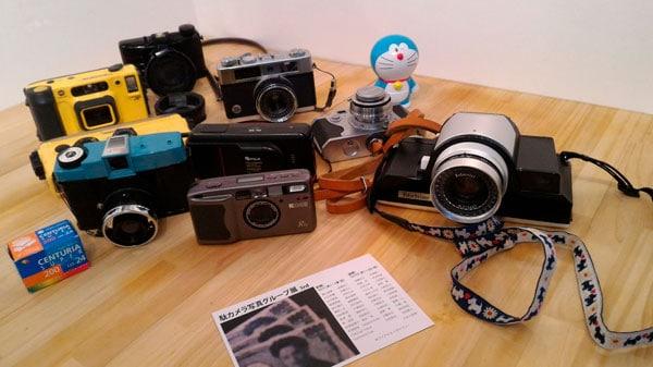 第1回「駄カメラ写真グループ展・大阪」