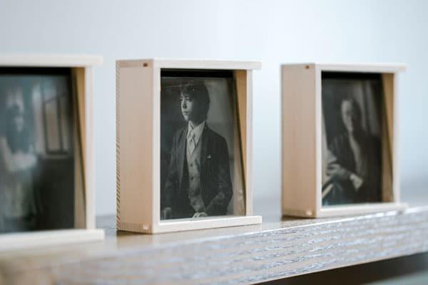 あかつき写房 「ガラス湿板写真の100箱プロジェクト」 @ソラリス